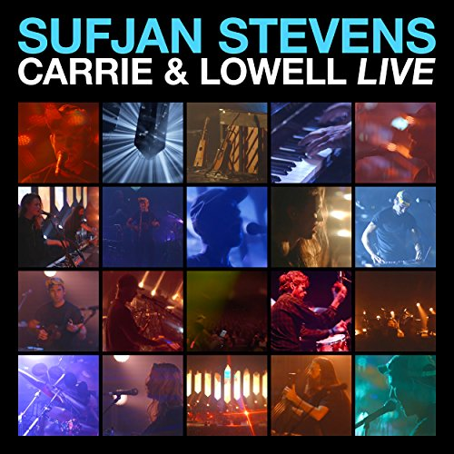 Sufjan Stevens - Carrie & Lowell Live (2017) [WEB FLAC] Download