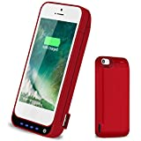 Best iPhone 5 Battery Cases - iPhone 5 5S 5C SE Battery Case,VinPone 4800mAh Review
