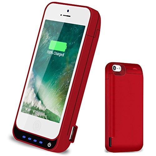 Extra Battery Charger For Iphone 5 - 3