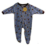 Schonfeld Baby Boy Blanket Sleepers Printed – 24 Months 6-Pack
