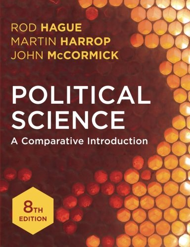Political Science: A Comparative...