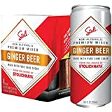 Stoli Ginger Beer Moscow Mule Non-alcoholic Beverage 4pack 250ml