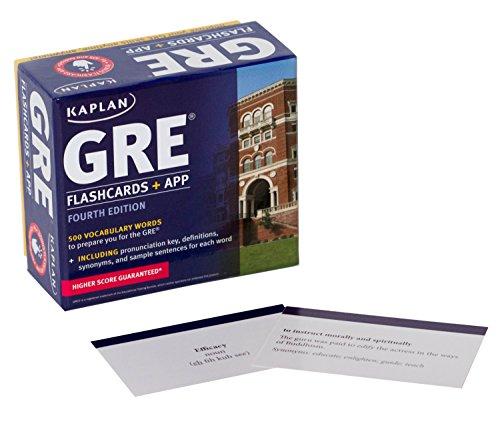 Pdf Test Preparation GRE Vocabulary Flashcards + App (Kaplan Test Prep)