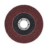 """ABN 4.5"""" x 7/8 T27 80 Grit Aluminum Oxide Flat"""