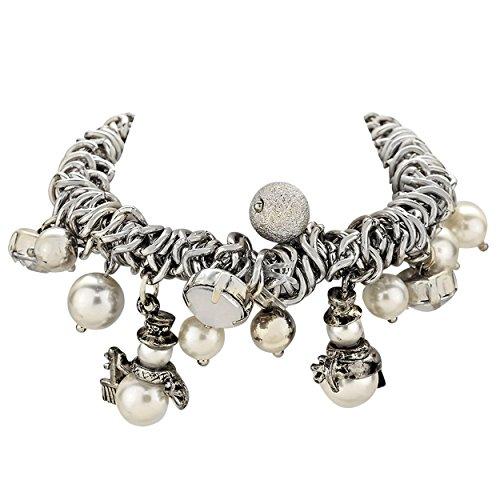 Macy's Pearl Bracelets - 8