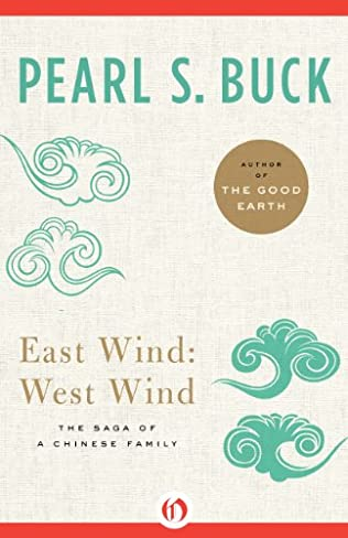 book cover of East Wind: West Wind