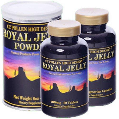 Inc Royal Jelly 15 Ounces by CC Pollen