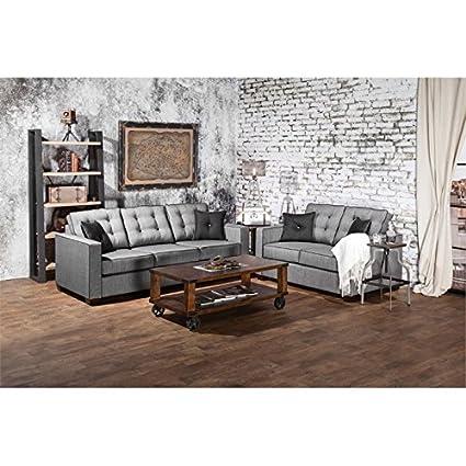 Amazon.com: Muebles de América tayson 2 pieza Conjunto de ...