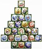 O Christmas Tree Treasure Box Advent Calendar