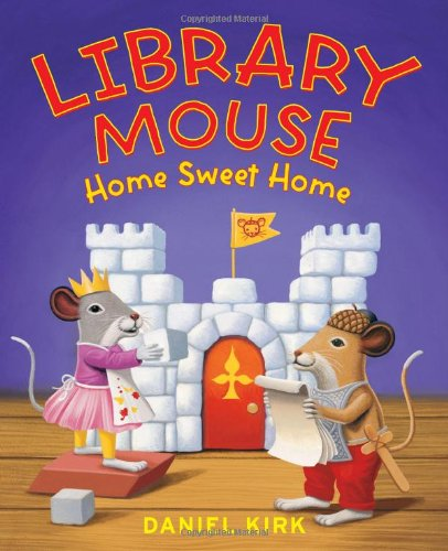 Download Library Mouse: Home Sweet Home pdf epub