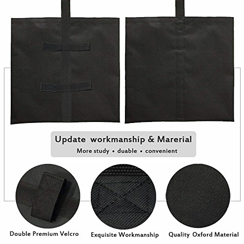 Jozz 4 Pack Sand Bags For Tent Weight Bags For Pop Up