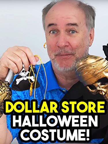 Clip: Dollar Store Halloween Costume ()