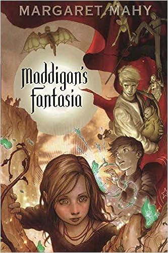 00d18a4cc Amazon.com  Maddigan s Fantasia (9781442460539)  Margaret Mahy  Books
