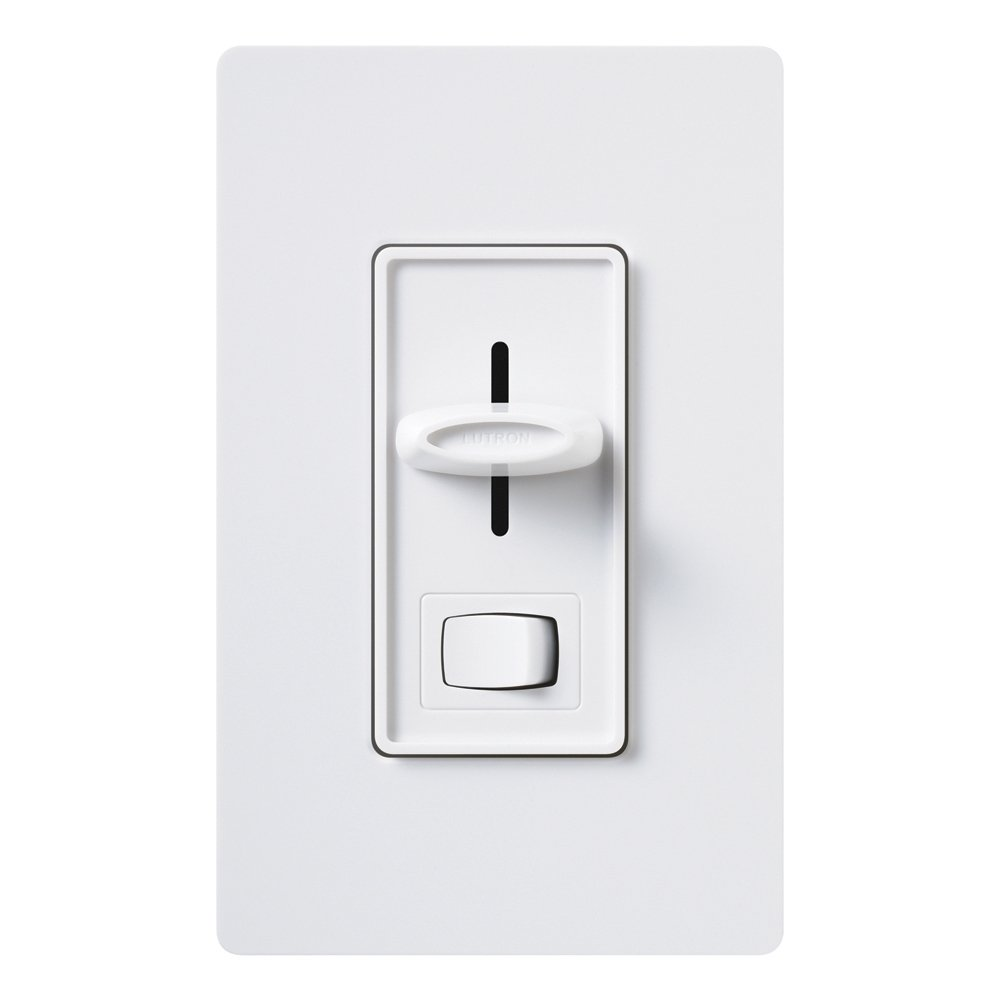 51MmAU3%2B3ML._SL1000_ lutron s 600p wh 600 watt skylark single pole dimmer, white wall  at bakdesigns.co