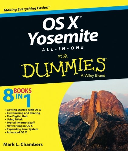 OS X Yosemite All-in-One For Dummies -