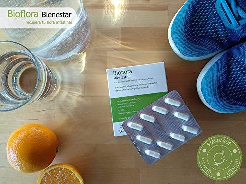 Bioflora Bienestar - Suplemento probiótico - 30 Cápsulas