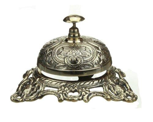 brass service bell - 4