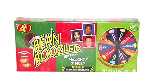 Jelly Belly Bean Boozled Naughty or Nice 4th Edition Box, 3.