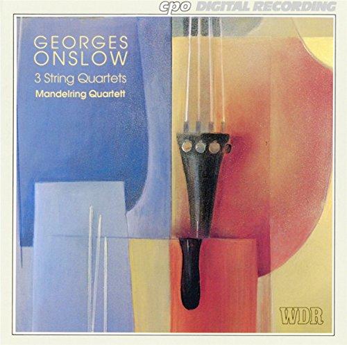 Onslow: String Quartets Op. 9 & 47
