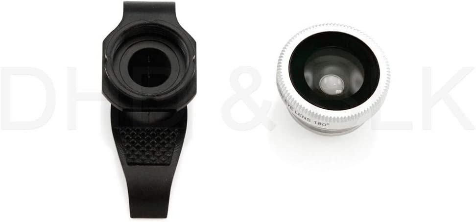 180 Fish Eye Lens Compatible with Smartphone Phone