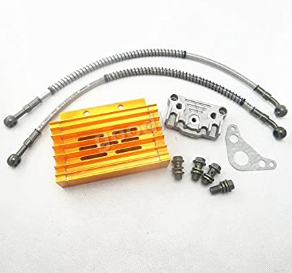 Manguera de Refrigeración enfriador de aceite del motor 125 cc 125 ...