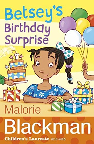 book cover of Betsey\'s Birthday Surprise