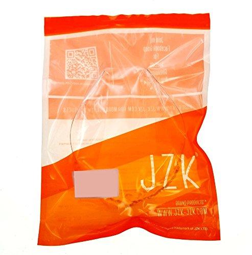 JZK Tiara diadema con pettine per bambina e donna f28ce44c42dc