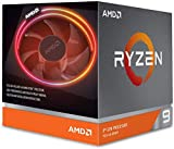 AMD Ryzen 9 3900X 12-core, 24-Thread Unlocked Desktop Processor with Wraith Prism LED Cooler: more info