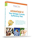 Advantage 8: Your Omega-3 Levels Sufficiency Test (Not Avail. to NY State Residents)