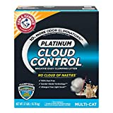 Arm & Hammer Cloud Control Platinum Clumping Cat Litter 37LB