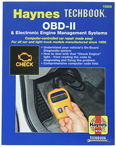 1: OBD-II & Electronic Engine Management Systems Techbook (Haynes Repair Manuals)
