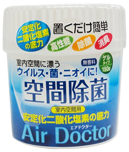 (The virus Kin unpleasant odor [three set] air doctor gel 150g and gel-type KinoYo pyrethrum)