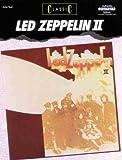 Led Zeppelin II Authentic Guitar, Led Zeppelin, 0769205550