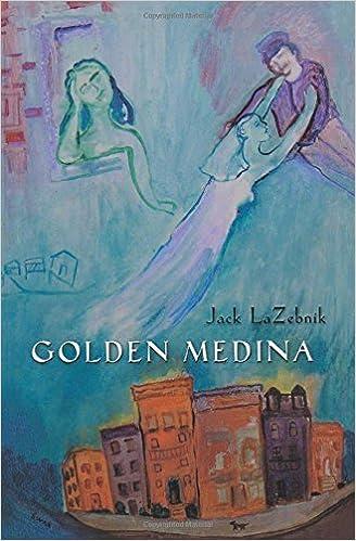 Book Golden Medina by Jack Lazebnik (2005-08-30)