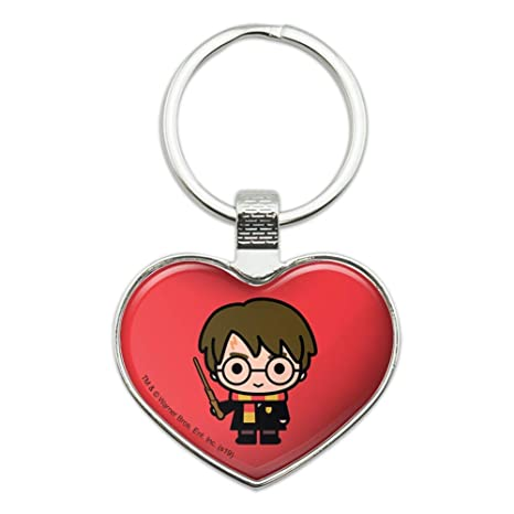 Amazon.com: Harry Potter Cute Chibi Character Heart Love ...