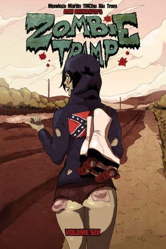 Download Zombie Tramp Volume 6: Unholy Tales of the Dirty South pdf epub