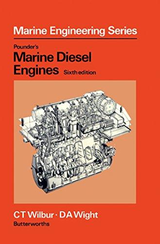 Pounder's Marine Diesel Engines (Marine engineering series) Diesel Crankshaft