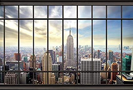 Amazoncom Scenolia Panoramic Poster Wallpaper Head Office