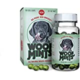 Woofmints Breath Freshener for Dogs, 60 Gel Capsules