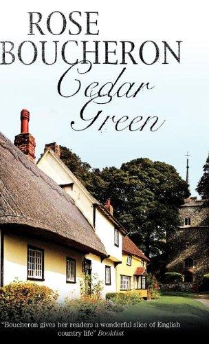 Cedar Green pdf