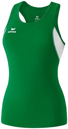 62c3bd0f81 Erima Women s Running Singlet  Amazon.co.uk  Sports   Outdoors