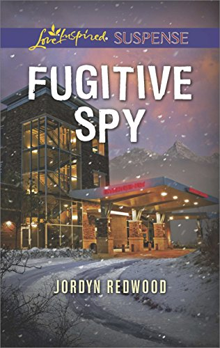 Fugitive Spy (Love Inspired Suspense)