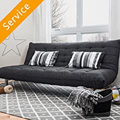 Hire a local pro through Amazon to assemble your futon, and get great service backed by our Happiness Guarantee.