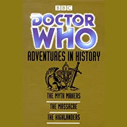 Doctor Who: Adventures in History
