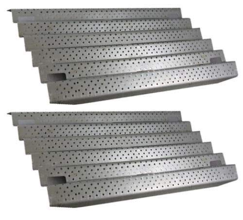 Gas Grill 2 Stainless Steel Heat Tents 91931 for Costco Kirkland