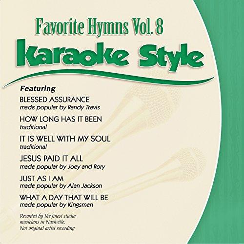 Karaoke Style: Favorite Hymns Vol. 8