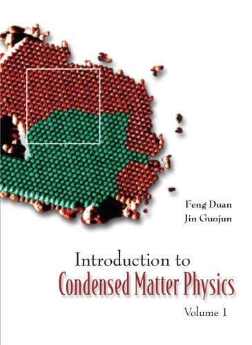 Introduction To Condensed Matter Physics, Volume 1 pdf epub