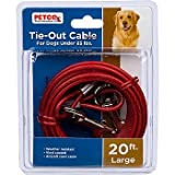 PETCO 20′ Dog Tie-Out Cable, My Pet Supplies