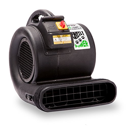 B-Air GP-1 HP Air Grizzly Carpet Floor Water Damage Restoration Cage Dryer