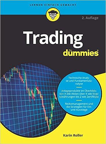 Trading für Dummies: Amazon.de: Karin Roller: Bücher